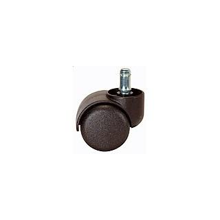 Roulettes anti traces  Sol souple - Axe 11/20 mm
