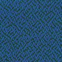 2KM72 Tissus chiné Bleu
